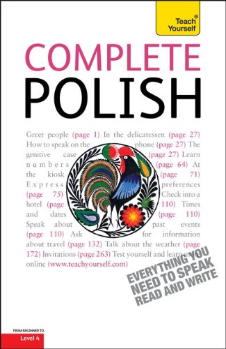 9780071765923: Complete Polish with Two Audio CDs: A Teach Yourself Guide (Teach Yourself Language)