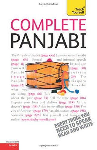 9780071766036: Complete Panjabi (Teach Yourself: Level 4)