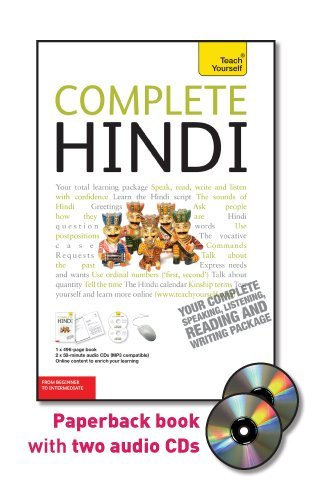 9780071766081: Complete Hindi with Two Audio CDs: A Teach Yourself Guide (Teach Yourself Language)
