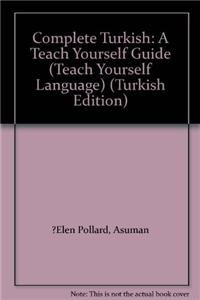 9780071766135: Complete Turkish with 2 Audio CDs a Teach Yourself Guide 4/E (Set 4) (Teach Yourself Language)