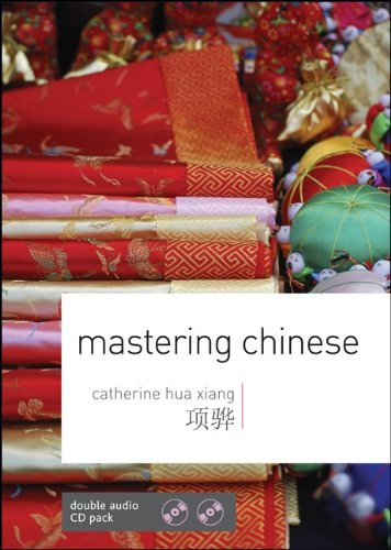 9780071766425: Mastering Chinese with Two Audio CDs
