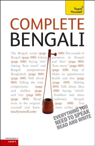 9780071767033: Complete Bengali: A Teach Yourself Guide (Teach Yourself Language)