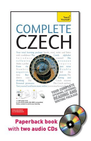 9780071767071: Complete Czech with Two Audio CDs: A Teach Yourself Guide (Teach Yourself Language)