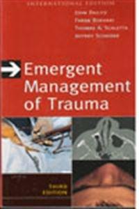 9780071767279: Emergent Management of Trauma