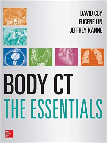 9780071767385: Body CT The Essentials