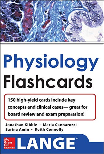 9780071767507: Physiology Flash Cards