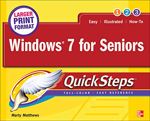 9780071768054: Windows 7 for Seniors QuickSteps