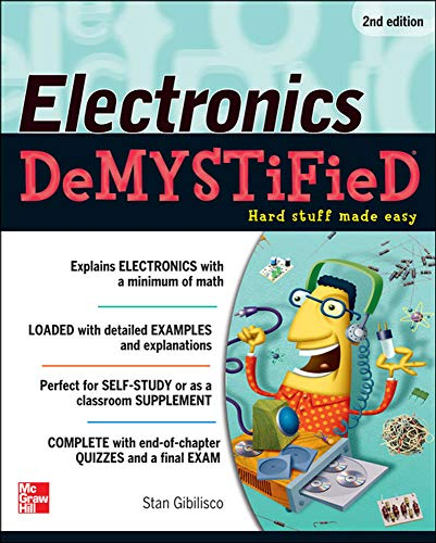 9780071768078: Electronics Demystified, Second Edition