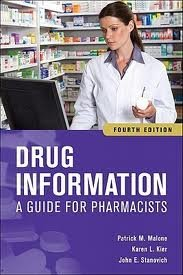 9780071768191: Drug Information: A Guide For Pharmacists, 4E