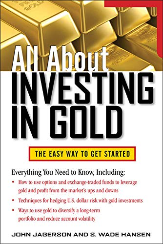 9780071768344: All About Investing in Gold