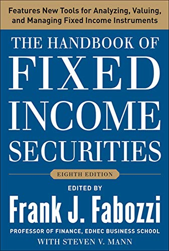 9780071768467: The Handbook of Fixed Income Securities, Eighth Edition (Professional Finance & Investment)