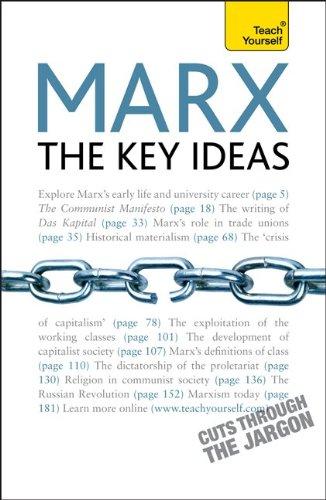 9780071768658: Marx - The Key Ideas (Teach Yourself (McGraw-Hill))