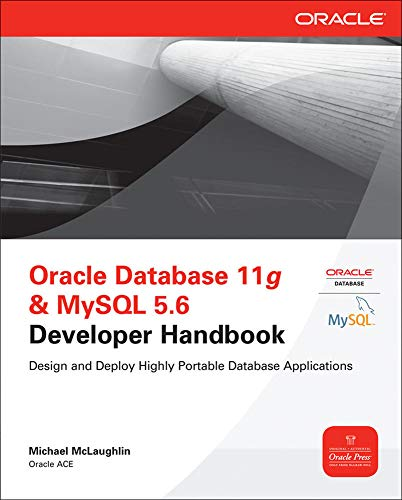 9780071768856: Oracle Database 11g and MySQL 5.5 Developer Handbook (Oracle Press)