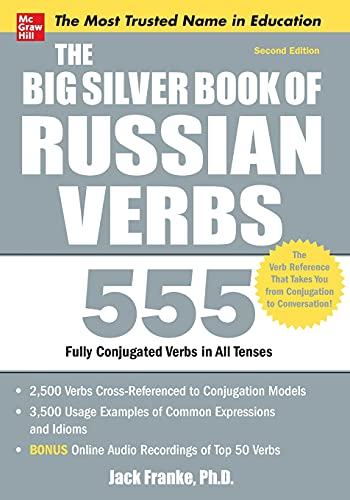 9780071768948: The Big Silver Book of Russian Verbs, 2nd Edition (Big Book Series)