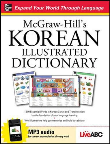 9780071769006: McGraw-Hill's Korean Illustrated Dictionary