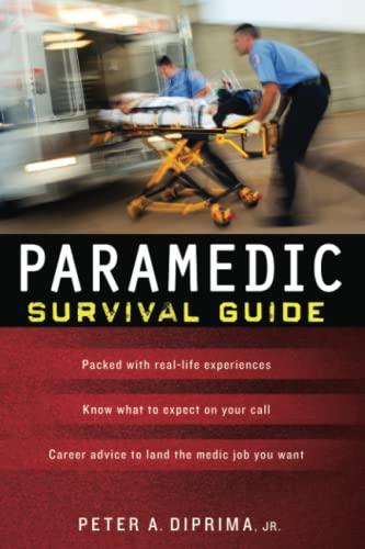 9780071769297: Paramedic Survival Guide