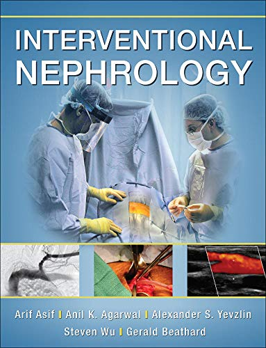 9780071769327: Interventional nephrology