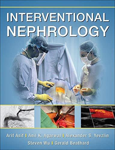 9780071769327: Interventional Nephrology
