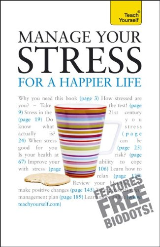 9780071769549: Manage Your Stress for a Happier Life (Teach Yourself (McGraw-Hill))