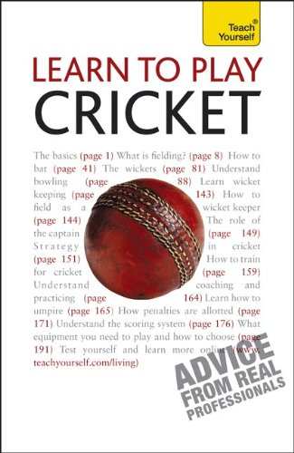 9780071769570: Learn to Play Cricket: A Teach Yourself Guide