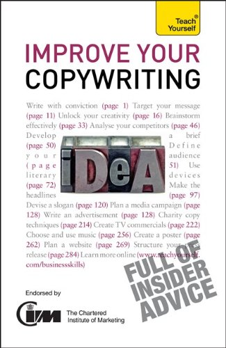 9780071769846: Improve Your Copywriting (Teach Yourself (McGraw-Hill))