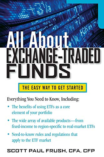 9780071770118: All About Exchange-Traded Funds (All About Series)