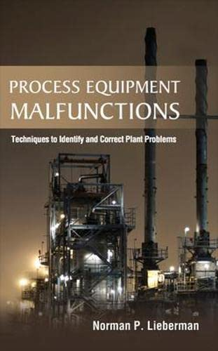 9780071770200: Process Equipment Malfunctions: Techniques to Identify and Correct Plant Problems (Mechanical Engineering)