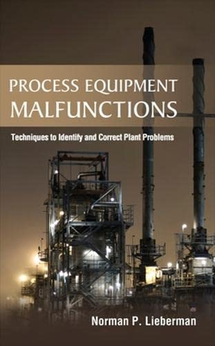 9780071770200: Process Equipment Malfunctions: Techniques to Identify and Correct Plant Problems