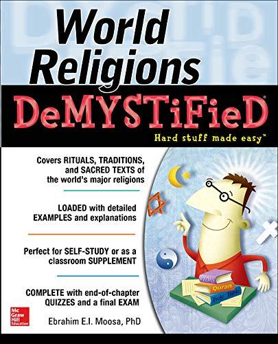 9780071770224: World Religions DeMYSTiFieD
