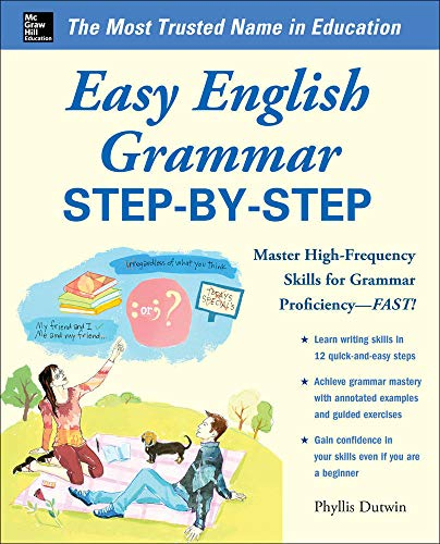 9780071770248: Easy Grammar Step-by-Step: With 85 Exercises (Easy Step-by-Step Series)