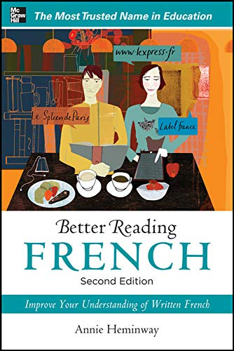 9780071770293: Better Reading French, 2nd Edition (Better Reading Series)