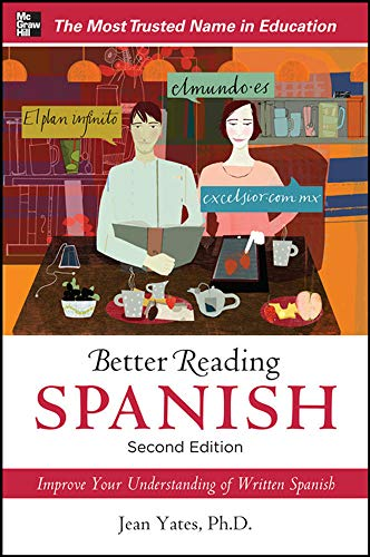 9780071770316: Better Reading Spanish, 2nd Edition (Better Reading Series)