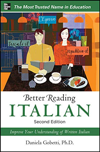 9780071770330: Better Reading Italian, 2nd Edition (Better Reading Series)