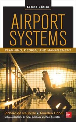 9780071770583: Airport Systems, Second Edition: Planning, Design and Management (Mechanical Engineering)