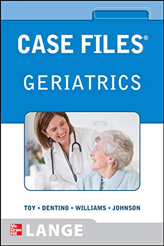 9780071770781: Case Files Geriatrics