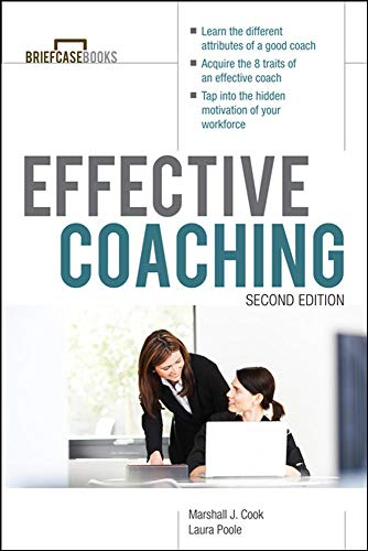 9780071771115: Manager's Guide to Effective Coaching, Second Edition (Business Books)