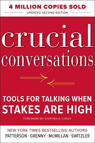 9780071771320: Crucial Conversations Tools for Talking When Stakes Are High, Second Edition (Business Books)
