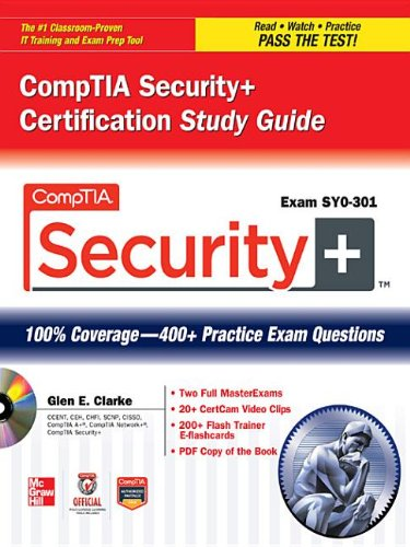 9780071771399: Comptia Security+ Certification Study Guide (Exam Sy0-301)