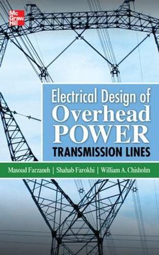 9780071771917: Electrical Design of Overhead Power Transmission Lines (Electronics)