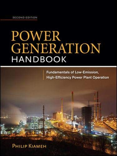 9780071772273: Power Generation Handbook: Fundeamentals of Low-emission, High-efficiency Power Plant Operation