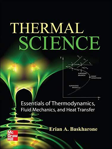 9780071772341: Thermal Science (Mechanical Engineering)
