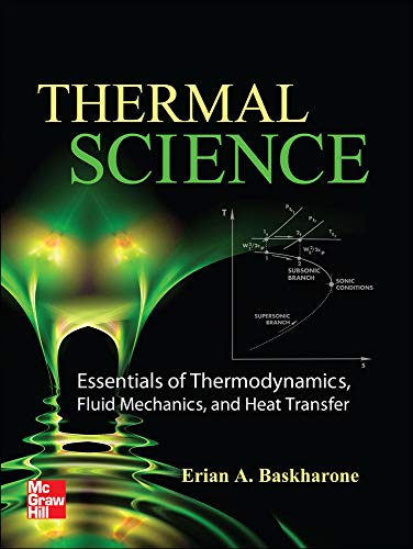 9780071772341: Thermal Science (Mechanical Engineering)