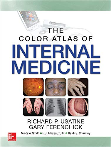 9780071772389: Color Atlas of Internal Medicine