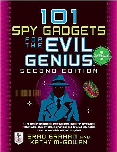 9780071772686: 101 Spy Gadgets for the Evil Genius 2/E