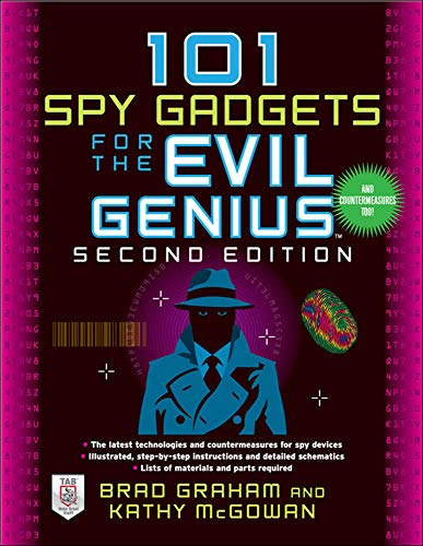 9780071772686: 101 Spy Gadgets for the Evil Genius 2/E