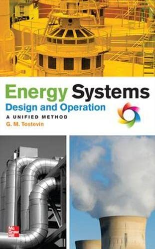 9780071772914: Energy Systems Design and Operation: A Unified Method (Mechanical Engineering)