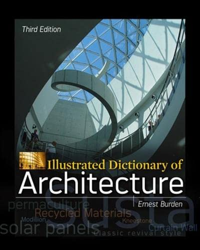 9780071772938: Illustrated Dictionary of Architecture, Third Edition (P/L Custom Scoring Survey)