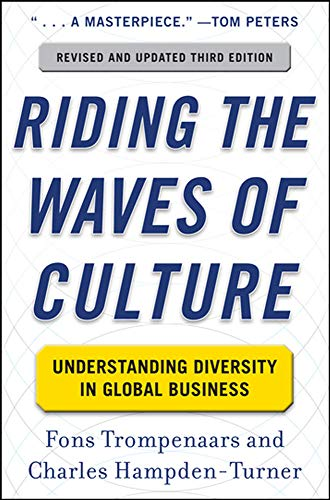 9780071773089: Riding the Waves of Culture: Understanding Diversity in Global Business 3/E
