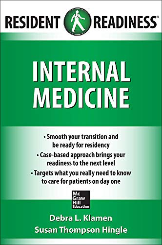 9780071773188: Resident Readiness Internal Medicine