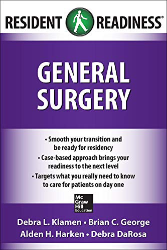 9780071773195: Resident Readiness General Surgery